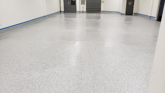 Results | Epoxy Floor Coating in Longmont, CO, by PREMIER FLOORING